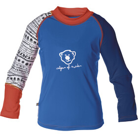 Isbjörn Sun Longsleeve Shirt Children blue